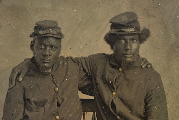African-Americans in Uniform on the Texas Frontier