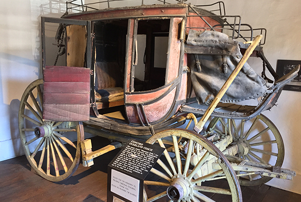 150th Anniversary of The Butterfield Overland Mail in Texas