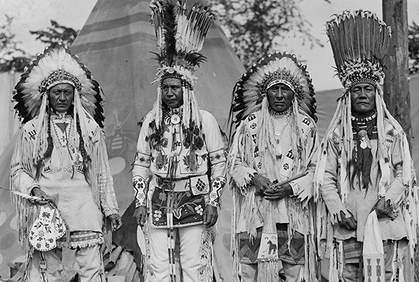 The Settlement of Texas: The Native Americans